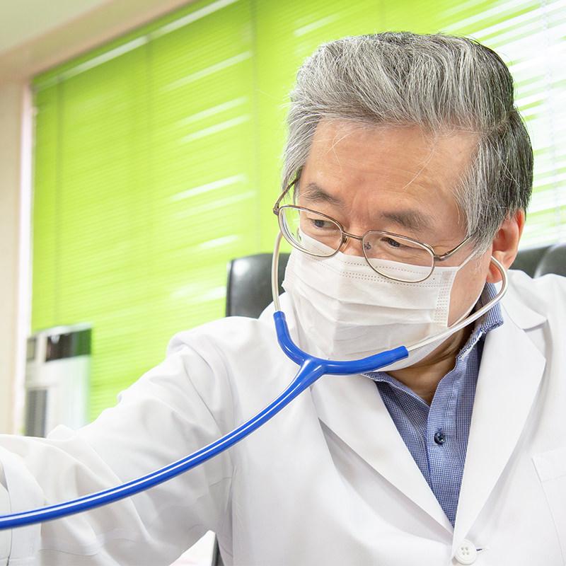実績・経験豊富な専門医による診療