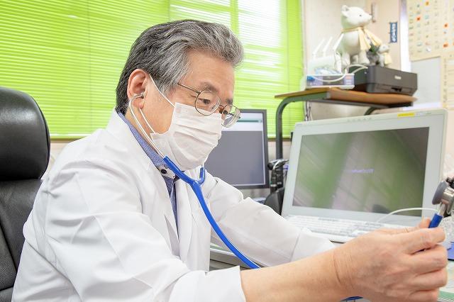 ベテラン専門医による専門性の高い治療